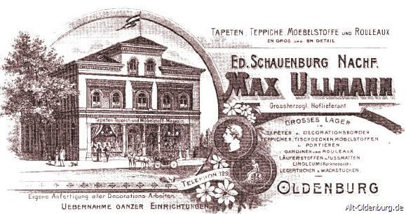 Einrichtungshaus Max Ullmann